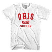 Ohio Youth Soccer T-shirt