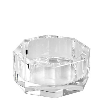 Crystal Glass Bowl | Eichholtz Gibson