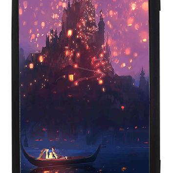 Tangled Romantic Night in Castle Samsung Galaxy S3 Cases - Hard Plastic, Rubber Case