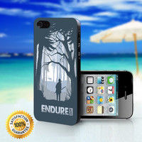 The Last Of Us Endure - For iPhone 4/4s, iPhone 5, iPhone 5s, iPhone 5c case. Please choose the option