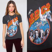BAD COMPANY 1979 Rock N Roll Fantasy Tour Tee 70s Concert Band Tee Shirt