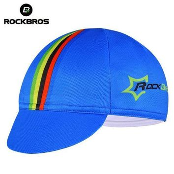 ICIK7N3 ROCKBROS Cycling Bike headband Cap Bicycle Helmet Wear Cycling Equipment Hat Multicolor Free Size ciclismo bicicleta Pirate
