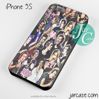 harry style one direction collage Phone case for iPhone 4/4s/5/5c/5s/6/6 plus