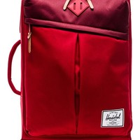 Herschel Supply Co. Highland Carry On in Red
