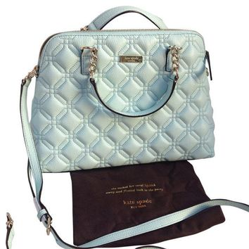 Kate Spade Small Rachelle Astor Court Quilted Leather Satchel
