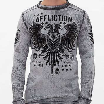 Affliction Value Reversible Thermal Shirt