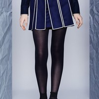 Kenzo Wool Cashmere Blend Pleated Skirt - WOMEN - SALE - Kenzo - OPENING CEREMONY