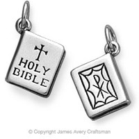 Holy Bible Charm from James Avery