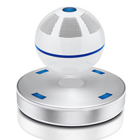Portable NFC Magnetic Levitation Floating Rotating Speaker with NFC Function for iPhone/Samsung