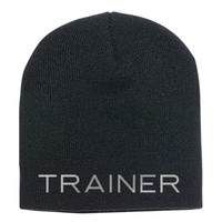 Broad City Trainer Knit Beanie