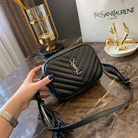 Saint Laurent YSL Leather Belt bag