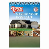 Making Your Home Safe Manual 32-Pages