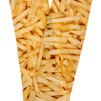 The Fries with that Ankle Sock