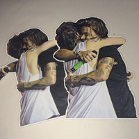 Larry Hug Stickers!!!!!!!