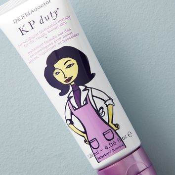 DERMAdoctor KP Duty Dermatologist Formulated Therapy for Dry, Rough, Bumpy Skin