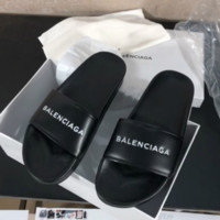 Balenciaga Casual Fashion Women Sandal Slipper Shoes