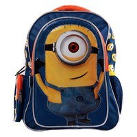 Despicable Me 2 Minions 3D Cartton Toddler Girls' Boys' Backpack School Bag