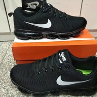 """Nike"" Men Sport Casual Flyknit Sneakers Running Shoes"