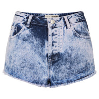 MOTO Overdye Hotpants - New In This Week - New In - Topshop USA