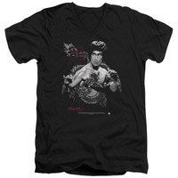 BRUCE LEE THE DRAGON T Shirt