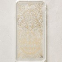 Gilded Lace iPhone 6 Case by Rifle Paper Co. Clear One Size Tech Essentials