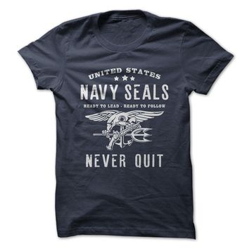 Navy Seals Never Quit