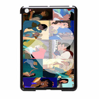 Disney Princess And Prince Character iPad Mini Case
