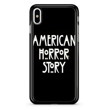 American Horror Story 3 iPhone X Case