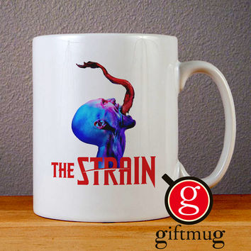 The Strain Ceramic Coffee Mugs