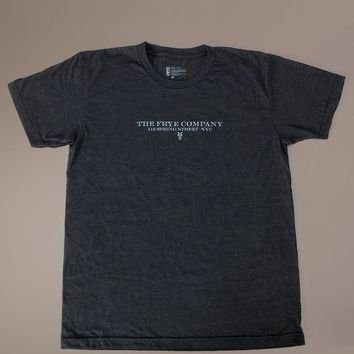 Charcoal Soho T Shirt by TheFryeCompany,