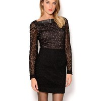 Diane Von Furstenberg New Sarita Pebble Lace Dress - Diane Von Furstenberg - Modnique.com