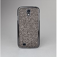 The Black Glitter Ultra Metallic Skin-Sert Case for the Samsung Galaxy S4