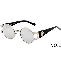 Versace 2018 Men's and Women's High Quality Trendy Sunglasses F-ANMYJ-BCYJ NO.1