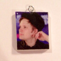 Patrick Stump of Fall Out Boy Charm by AlexTheGirlOfCrafts on Etsy
