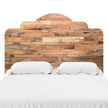 Vintage Barn Headboard Decal