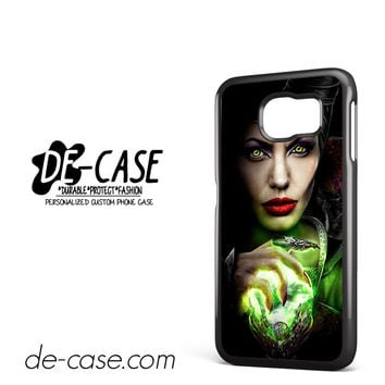 Maleficent DEAL-6803 Samsung Phonecase Cover For Samsung Galaxy S6 / S6 Edge / S6 Edge Plus