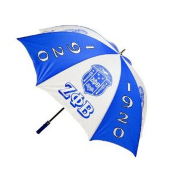 Zeta Phi Beta Jumbo Umbrella