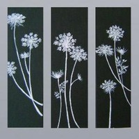 Queen Anne's Lace-Large Original Acrylic