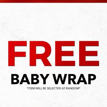 Christmas 2018 Free Baby Wrap Gift With Purchase