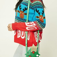 Christmas Tree Crossbody