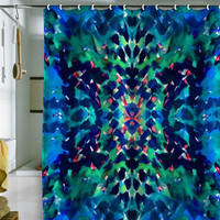 DENY Designs Home Accessories | Amy Sia Water Dream Shower Curtain