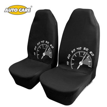 Auto Care Sports Style Car Seat Cover Universal Fit (2 PCS)