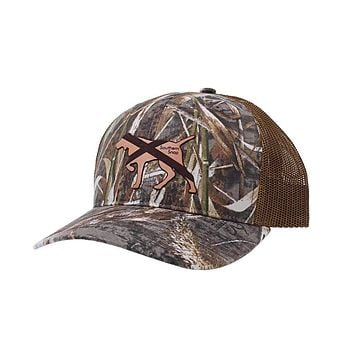 Alabama Leather Pointer Hat by Southern Snap Co.
