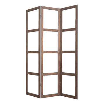 Screen Gems Glass Screen Room Divider
