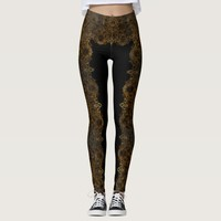 matador costume design in style leggings