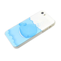 Cartoon Baby Whale Phone Case for iPhone 5 5s