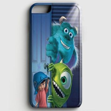 Monster Inc Disney iPhone 8 Case