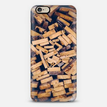 I got wood iPhone 6 case by Happy Melvin | Casetify