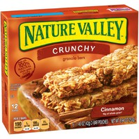 Nature Valley??? Crunchy Granola Bar Cinnamon 12 Bars In 6 - 1.49 oz 2-Bar Pouches | Jet.com