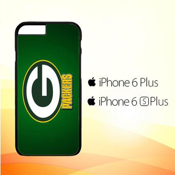 green bay packers W4895 iPhone 6 Plus|6S Plus Case